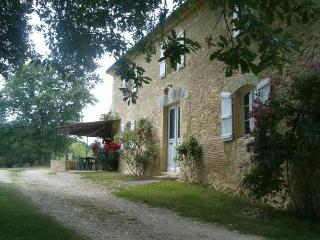 Horsefarm, 2 houses and a pool in Gascony - Bazian vacation rentals