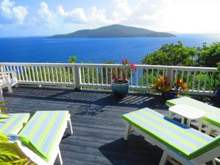 St. Thomas USVI 3 bedroom plus Cottage Villa - Saint Thomas vacation rentals