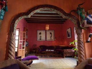 Huge and Classy 3 Bedroom House in Historic Center - Mineral de Pozos vacation rentals