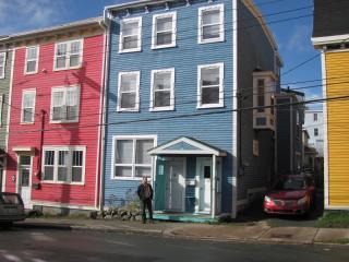 Large One Bedroom Apts. Downtown St. John's - Saint John's vacation rentals
