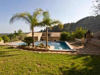Beautiful villa with pool in the north of  Majorca, for families/groups up to 9 people - ES-1074677-Caimari - Image 1 - Caimari - rentals