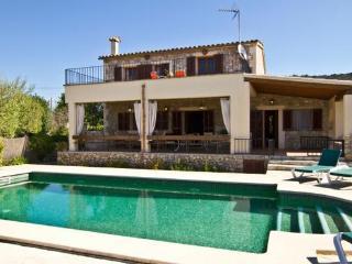 Holiday house Mallorca, close to Inca  for 8 persons with pool - ES-1074688-Santa Magdalena - Image 1 - Inca - rentals