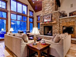 Last Nickel Lodge - 5 bd on golf course - Summit County Colorado vacation rentals