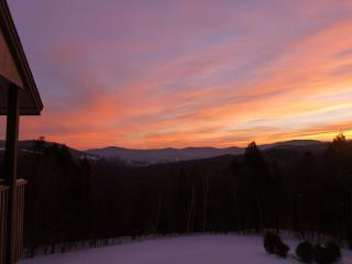 Sugarbush Snowside 14 - Mad River Valley Sunrise - Central Vermont vacation rentals