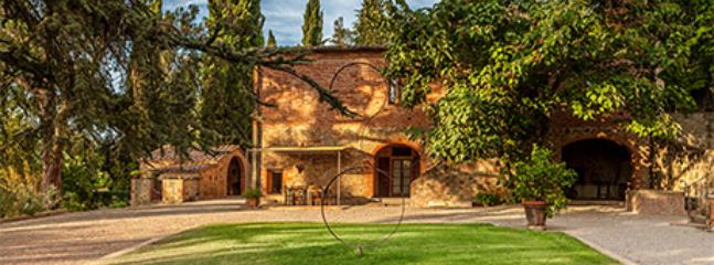 Mandorlo Tuscan Vacation Rental at Castelletto - Image 1 - Sinalunga - rentals