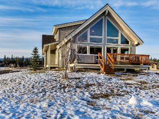 Quiet home with private hot tub, space for 8 - McCall vacation rentals