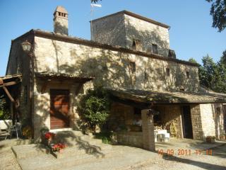 Panoramic Farmhouse In Umbria