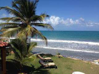Beachfront House in Luquillo - El Yunque National Forest Area vacation rentals