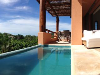Luxury condo in Punta Ixtapa  4-12 pers, w/ car - Ixtapa vacation rentals