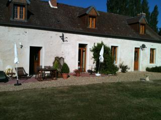 L'Ecurie cottage in Loire Valley - Auvers vacation rentals