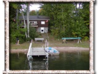 Powell Shores Lodge Munising Lakefront Home ONLY WEEKLY DURING SUMMER - Image 1 - Munising - rentals