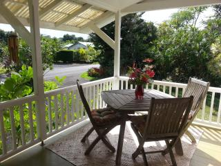 Beautiful old plantation home - Pahoa vacation rentals