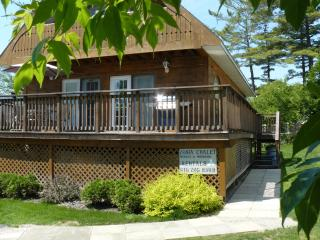 Bright Chalet in Wasaga Beach with Deck, sleeps 20 - Wasaga Beach vacation rentals