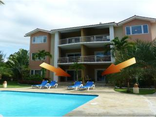 Ocean Dream Phase 4 unique beachfront 4bdr apt 2+2 - Cabarete vacation rentals