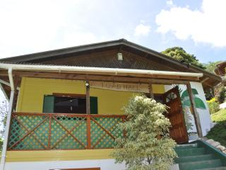 Toad Hall, Castara, Tobago. - Castara vacation rentals
