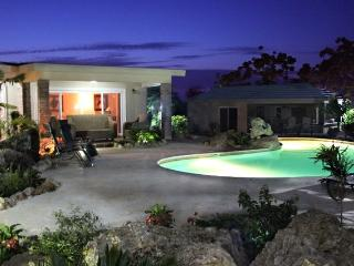 4 BDR Villa, landscaped for your privacy, with palapa and TVs in main bedrooms! - Sosua vacation rentals