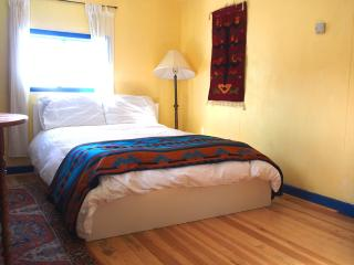 D.H. Lawrence's Historic Cabin on Taos Goji Eco Lodge: Close to Taos - San Cristobal vacation rentals