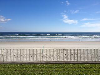 Recently Renovated Beautiful Beachfront Condo - New Smyrna Beach vacation rentals