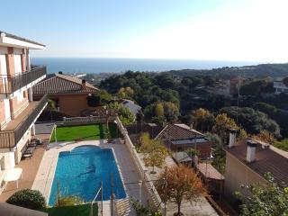 Villa Antonia, Pool-Beach-Hill - Dosrius vacation rentals
