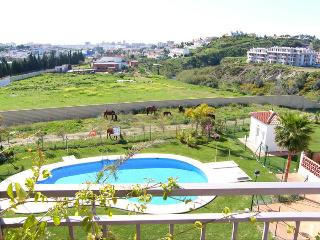 Duplex in Mijas Costa, pool, terrace, garage - Mijas vacation rentals