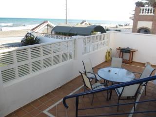 Beachfront, Rincón 4,Wifi,A/A,terrace,garage,7person - Rincon de la Victoria vacation rentals