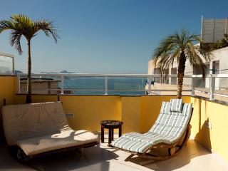 RioBeachRentals - Beach Therapy Penthouse - #305 - State of Rio de Janeiro vacation rentals