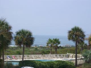 Oceanfront Charleston A+ Views 10 Mi Hist Dist Art/Music/Dining/Festivals...MORE - Isle of Palms vacation rentals