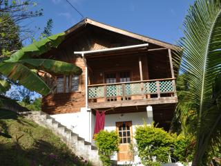 Toad Heights, Castara, Tobago. - Castara vacation rentals