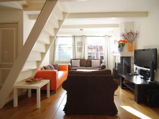 Authentic Jordaan House, 400-year old charm! - North Holland vacation rentals