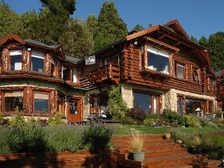 LUXURY 5 BED/4 BATH LAKE VIEW & PRIVATE BEACH /H13 - San Carlos de Bariloche vacation rentals