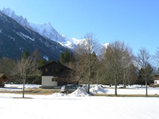 location of the chalet in chamonix - Rhone-Alpes vacation rentals