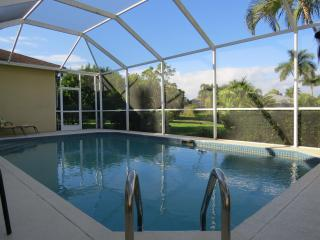 Beautiful Family Pool Home with Lake View - Naples vacation rentals