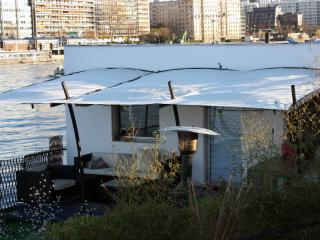(135m²) Incredible Loft boat on the river Seine - Paris vacation rentals