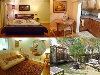 Charming  Garden Suite by Golden Gate Park & USF - San Francisco vacation rentals