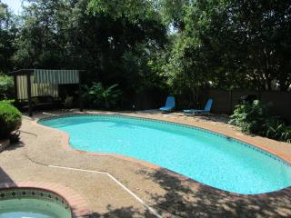 San Antonio Family Home with Private Pool & Cabana - San Antonio vacation rentals