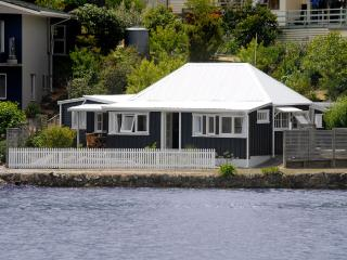 Mabel's. Historic 1860's Waterfront Cottage - New Zealand vacation rentals