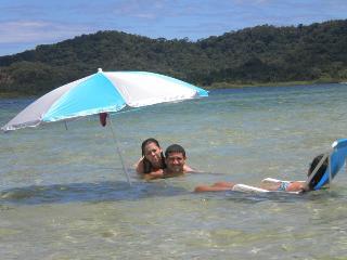 Frente ao mar  no Paraiso de Cações_Apt 3 quartos - Jaguaripe vacation rentals