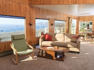 The Beach House over Wright's Beach - Oceanfront - California Wine Country vacation rentals