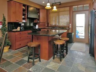 Comfortable Condo with Deck and Dishwasher - Kemano vacation rentals