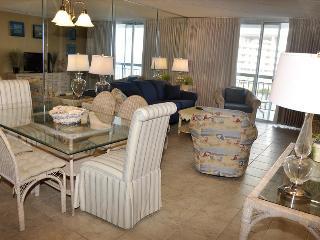 Stunning Oceanview 3 Bedroom South Hampton Condo with Terrace - Myrtle Beach vacation rentals
