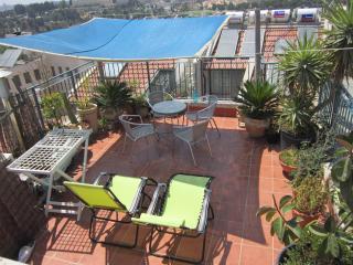 A roof top studio in Jerusalem center - Jerusalem vacation rentals