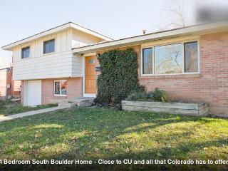 Best Deal in Boulder! - 3 Bedroom So. Boulder Home - Boulder vacation rentals