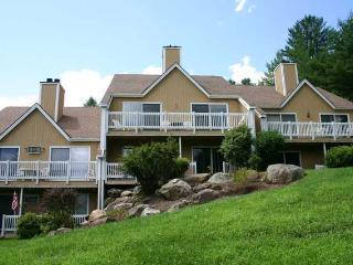 Cozy 2 bedroom Apartment in Stowe with Deck - Stowe vacation rentals