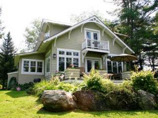 Bright House with Deck and Internet Access - Stowe vacation rentals