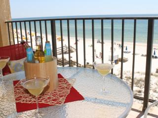 Spectacular 4th Floor View, Right On The Beach! - Perdido Key vacation rentals