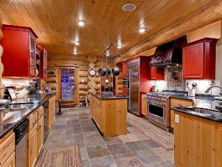 River Lodge-Log home with private fishing access - Breckenridge vacation rentals