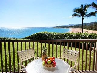 Wailua Bay 1 Bedroom Ocean Front 106 - Kapaa vacation rentals
