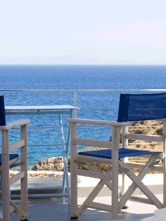 Aegean Naxos Waterfront Villa Theseus - Naxos vacation rentals