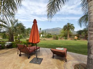 OJAI VILLA SPECTACULAR MOUNTAIN VIEWS  SLEEPS 20+ - Ojai vacation rentals