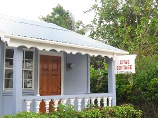 Bright House with Satellite Or Cable TV and Cleaning Service - Calibishie vacation rentals